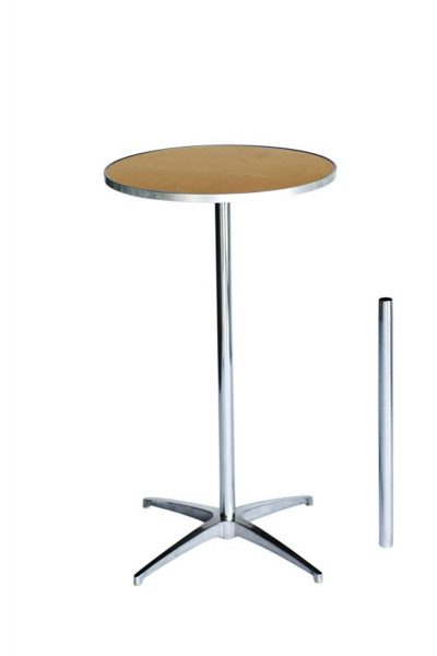 24 inch Round Cocktail Table Kit