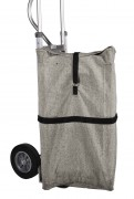 Heavy Duty Carrying Bag with Four Compartments for Folding Chairs