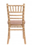 Gold Wood Children's Chiavari Chair