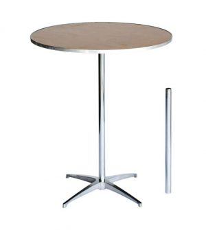 "36"" Round Plywood Cocktail Table Kit"