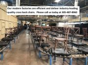 Cross Back Chair Factory
