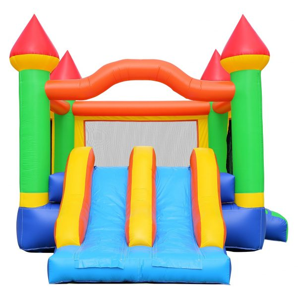 Commercial Grade Mega Slide Bounce House with Blower 1