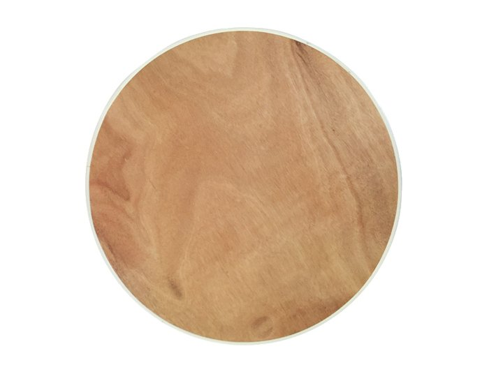 30 Inch Round Tail Table Top