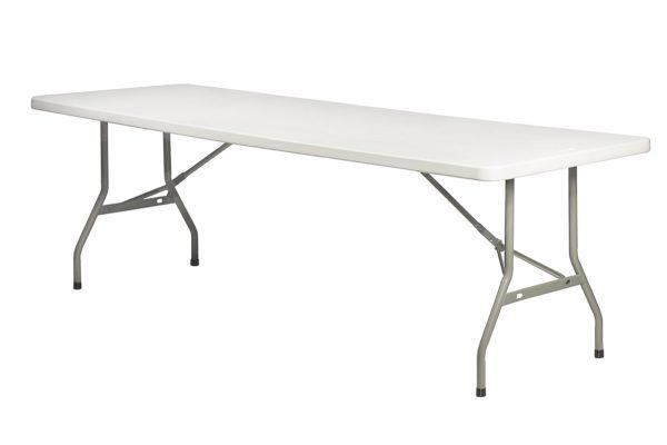 96 x 30 Rectangle Plastic Banquet Table