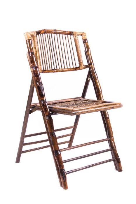 Bamboo Folding Chair The Chiavari Chair pany