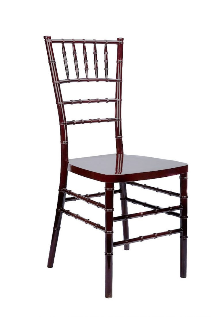 Mahogany Chiavari Chair  sc 1 st  The Chiavari Chair Company & Mahogany Resin