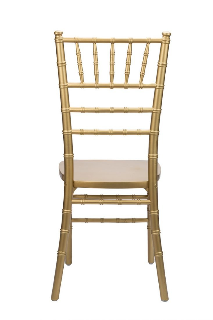 Gold Wood Stacking Chiavari Chair The Chiavari Chair pany