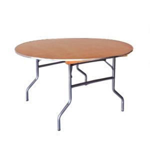 36inch Round Heavy Duty Plywood Table