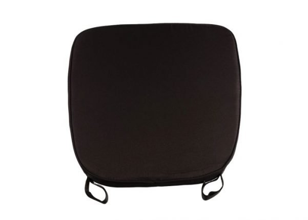 "2"" Brown ""High Density"" Velcro Strap Chiavari Chair Cushion"