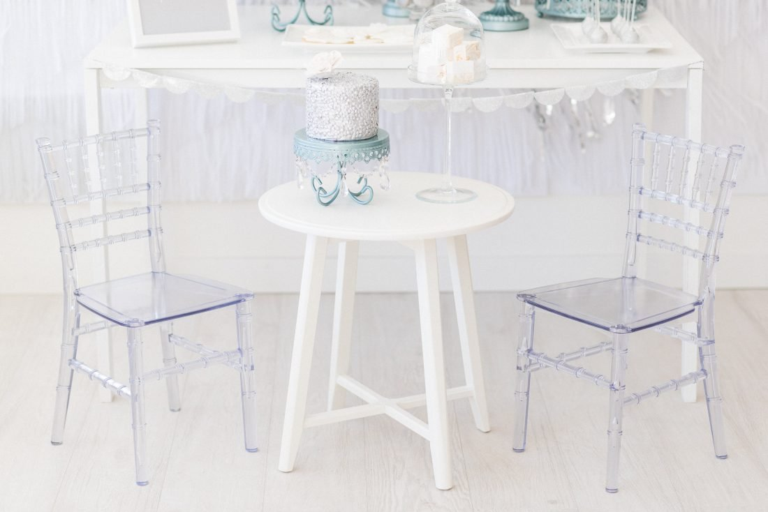 Clear Resin Children s Chiavari Chair The Chiavari Chair pany