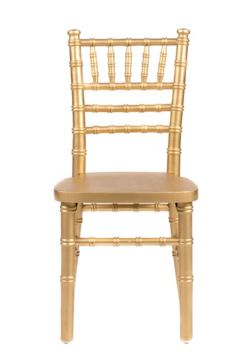 Gold Wood Childrenu0027s Chiavari Chair ...