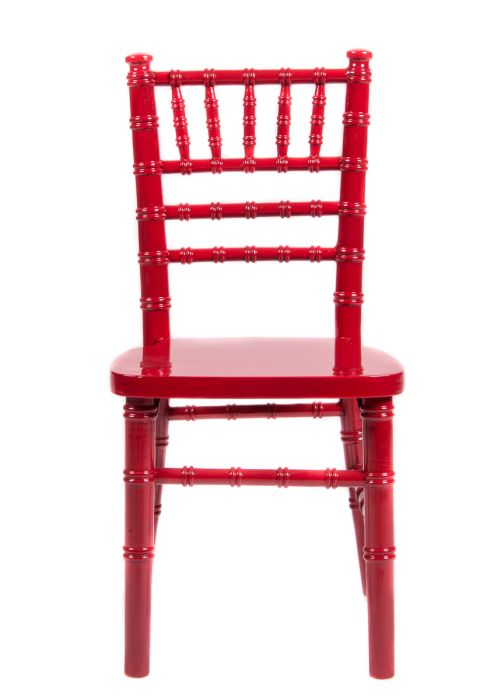 Red Wood Childrenu0027s Chiavari Chair ...
