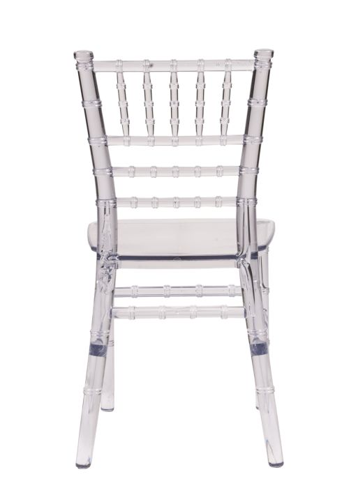Clear Resin Children's Chiavari Chair
