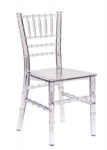 Clear Resin Children's Chiavari Chair