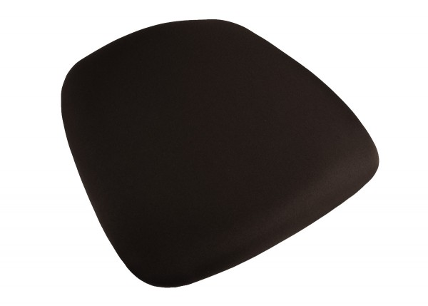 Brown Fabric Wood Base Chiavari Chair Cushion