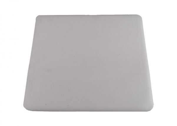 White Replacement Cushion for AX Resin Folding Chair