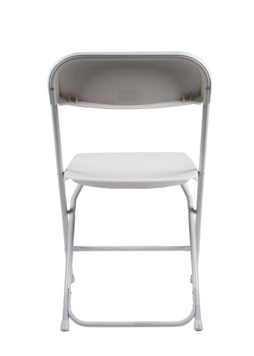 Outstanding White Plastic Folding Chair Poly Chair The Chiavari Chair Company Andrewgaddart Wooden Chair Designs For Living Room Andrewgaddartcom