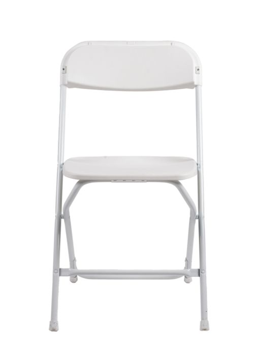 White Plastic Folding Chair Poly Chair The Chiavari Chair pany