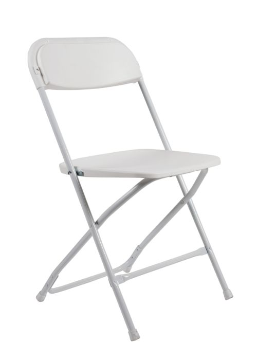 Fantastic White Plastic Folding Chair Poly Chair Andrewgaddart Wooden Chair Designs For Living Room Andrewgaddartcom