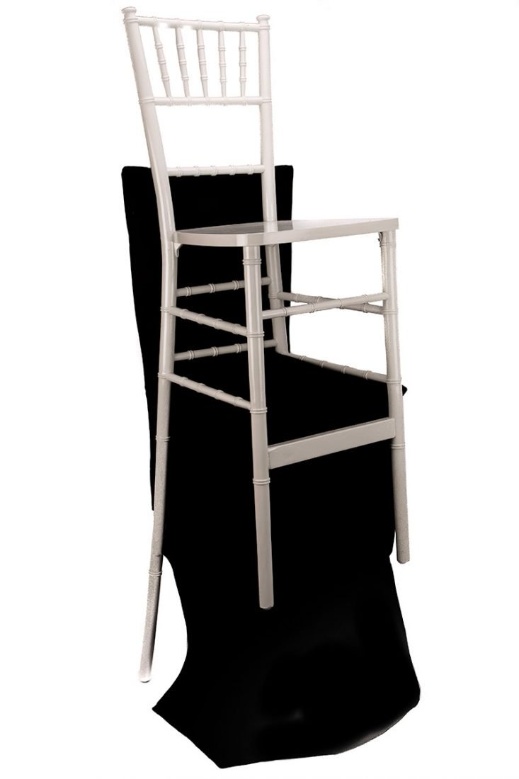 Protective Stacking Barstool Cover Chiavari Chairs