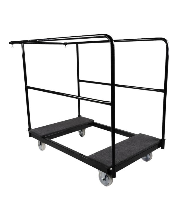 Standard Size 28 Wide Banquet Table Cart The Chiavari Chair Company