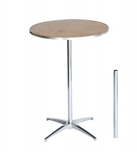 """30"""" Round Plywood Cocktail Table Kit"""
