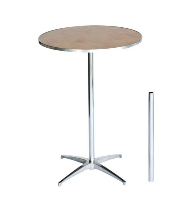 "30"" Round Plywood Cocktail Table Kit"