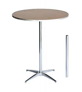 """36"""" Round Plywood Cocktail Table Kit"""