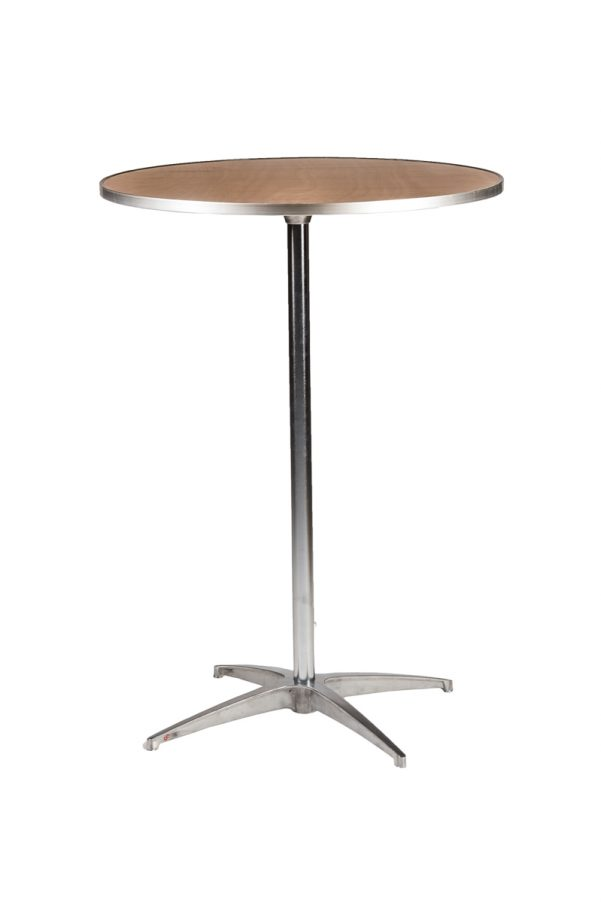 "30"" Round Plywood Cocktail Table Top"