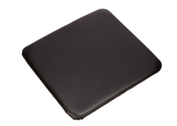 Black Replacement Cushion for Resin Folding Chairs
