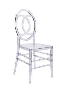Clear Resin Unity Chair™