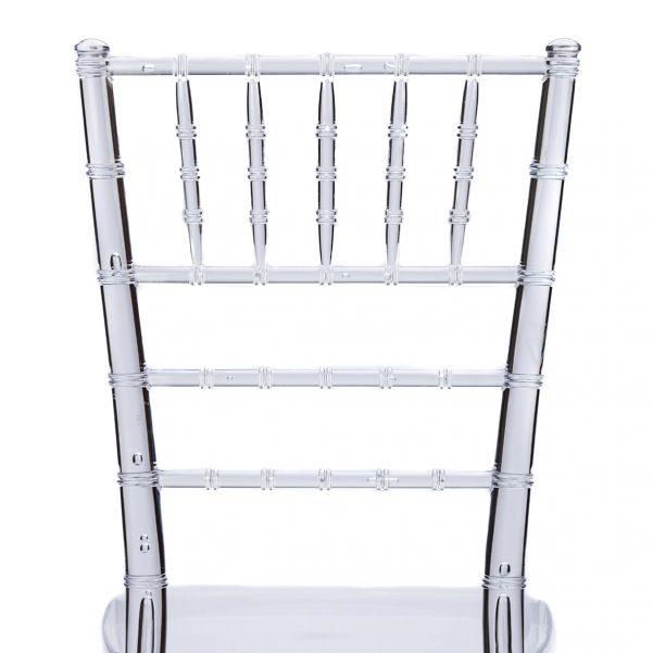 """Clear Resin """"Pro-Clear™"""" Chiavari Chair"""