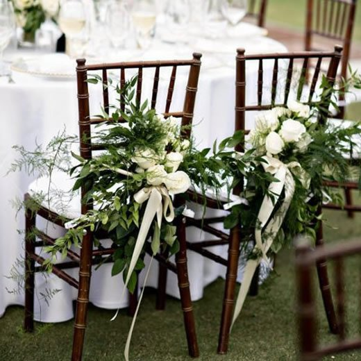 Bride & Groom Chairs