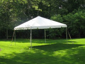 10x10 Traditional Frame Tent Kit