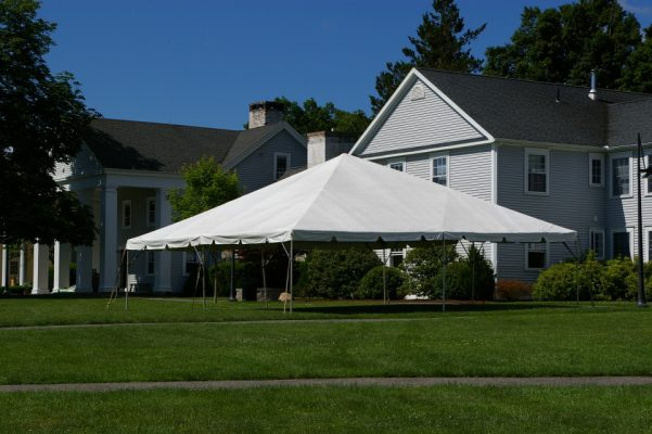 30x30 Traditional Frame Tent Kit