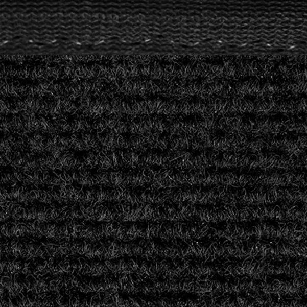 Black Carpet Runner Indoor/ Outdoor 3' x 25'