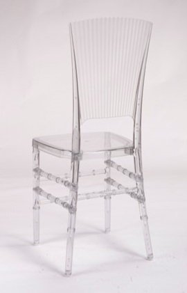 Clear Resin Lanai Chair™
