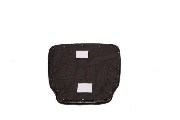 Ivory Vinyl Chiavari Chair Panel Cushion
