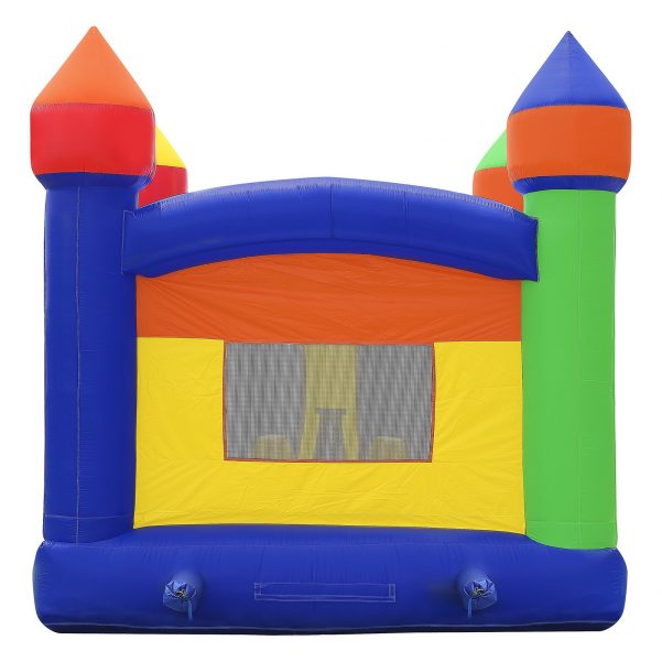 Commercial Grade Castle Bounce House with Blower
