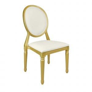 Gold Louis Pop Chair