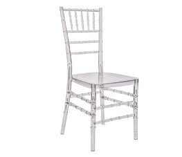 Clear Party Chairs