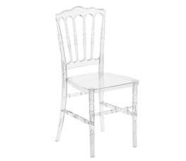 Clear Napoleon Chairs