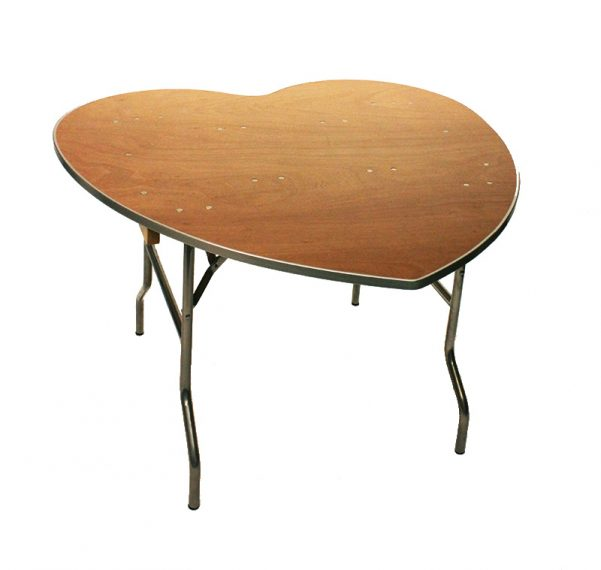 heartshaped table 1