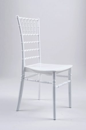 chair chiavari toughresin white mono bloc 1
