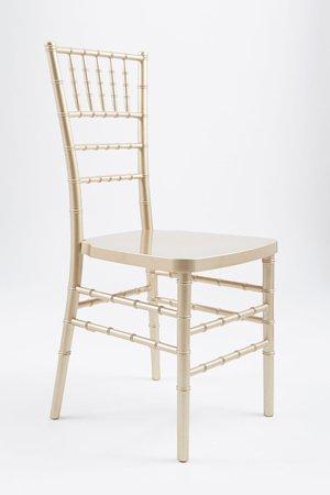 Sparkling Champagne Steel Core Chiavari Chair