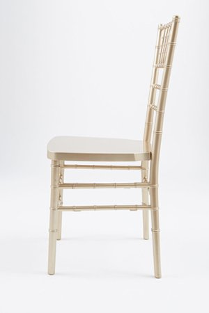 Sparkling Champagne Steel Core Chiavari Chair