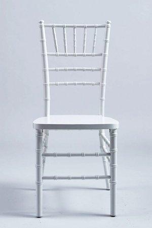 white toughwood chiavari chair 2