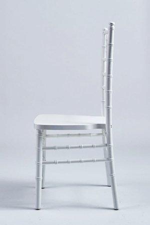 white toughwood chiavari chair 3